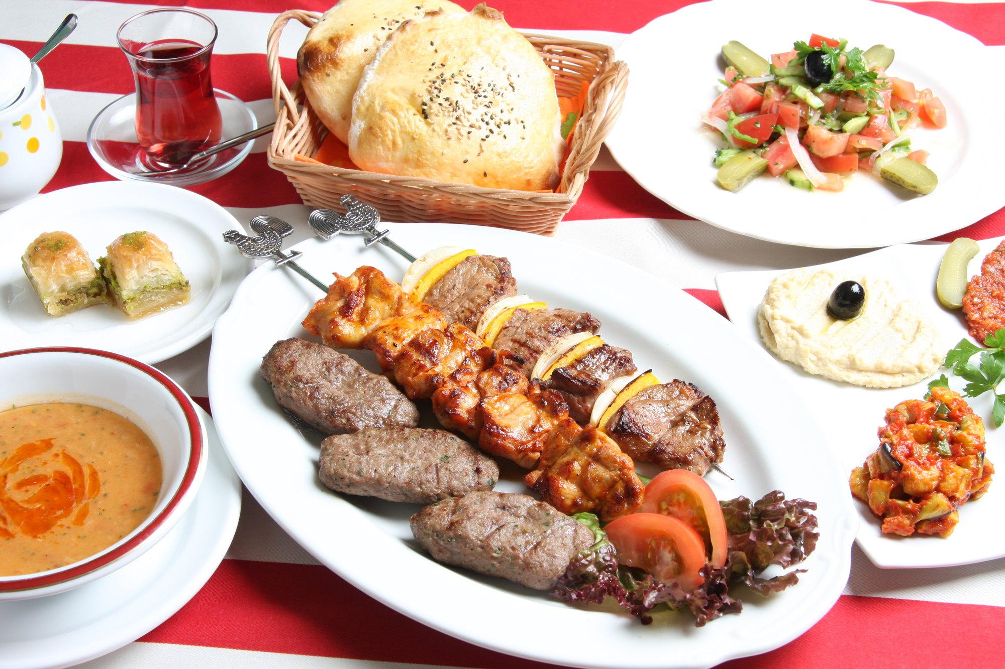 トルコ料理って美味しいの?どんな料理?